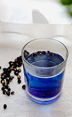 Color changing drink - black wolfberry