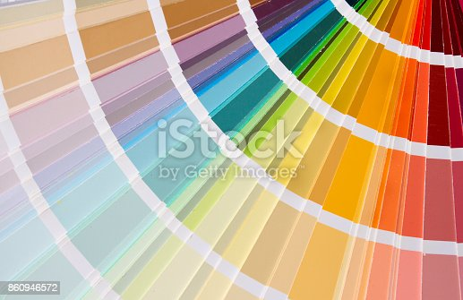 istock Color Chart 860946572