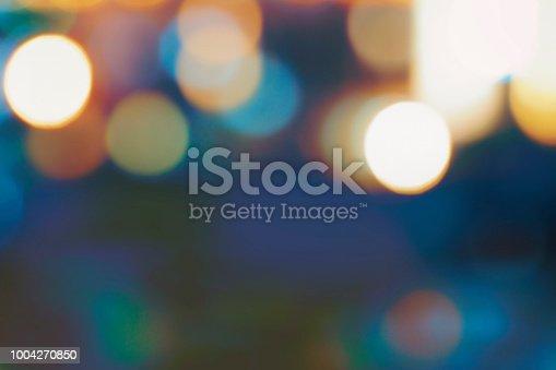 istock Color defocused lights background 1004270850