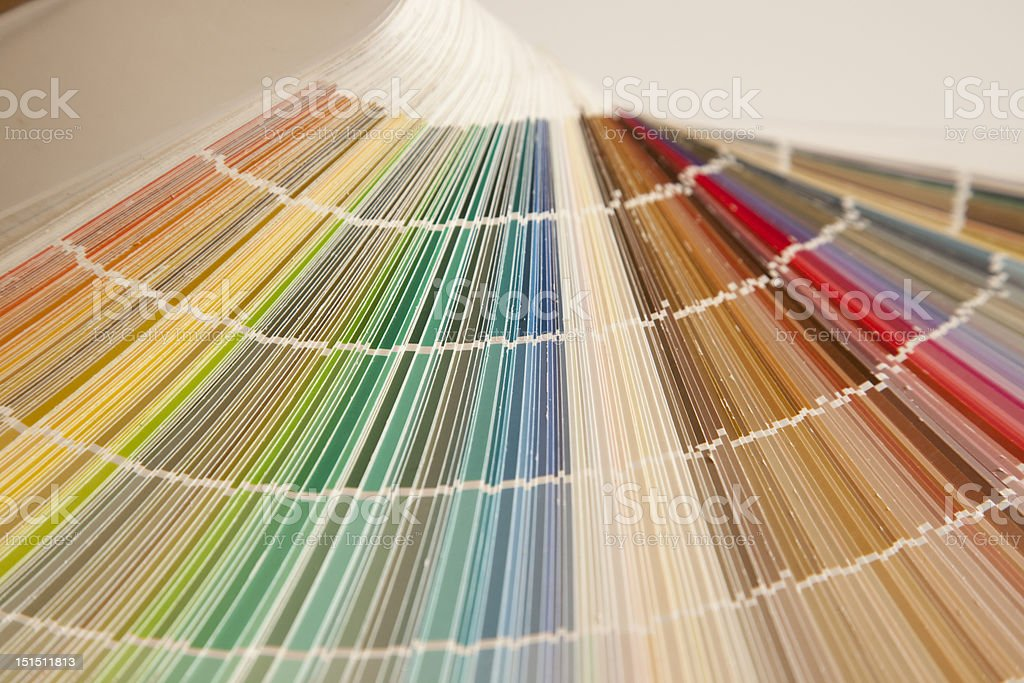 Color Edges royalty-free stock photo