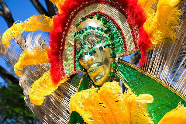 color for carnival - caribbean culture stock pictures, royalty-free photos & images