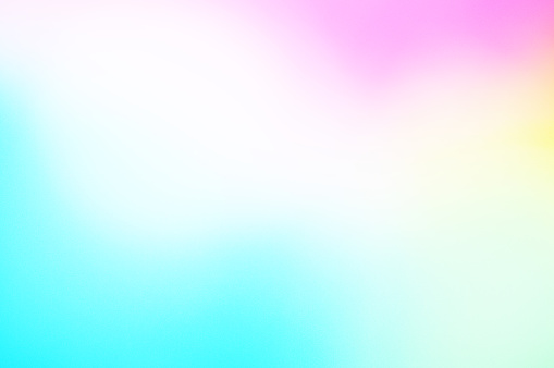 Color gradient abstract background