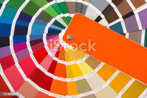 istock Color guide 151930425
