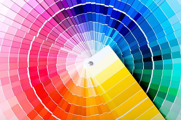 백색과 가이드 - 색상 이미지 뉴스 사진 이미지
