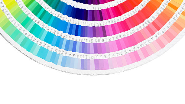 color guide  cmyk stock pictures, royalty-free photos & images