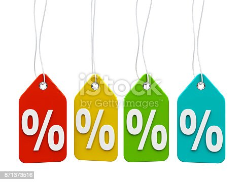 istock Color labels percents 871373516