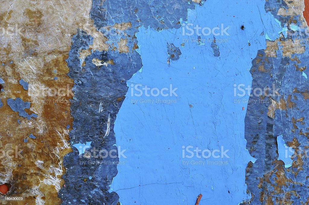 color layer on wood royalty-free stock photo