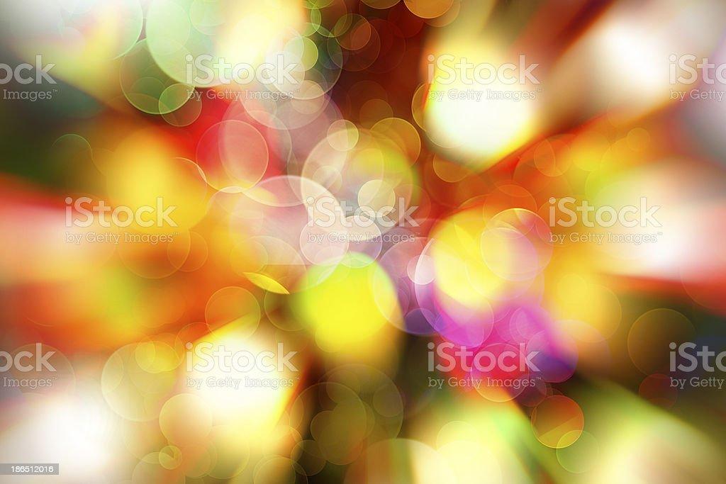 color light bokeh royalty-free stock photo