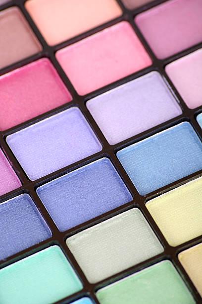 Farbe Make-up Farben – Foto