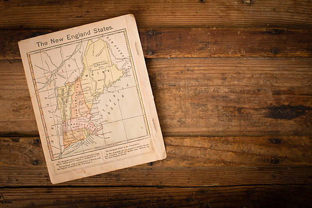 Royalty Free Northeast United States Map Pictures, Images and Stock ...