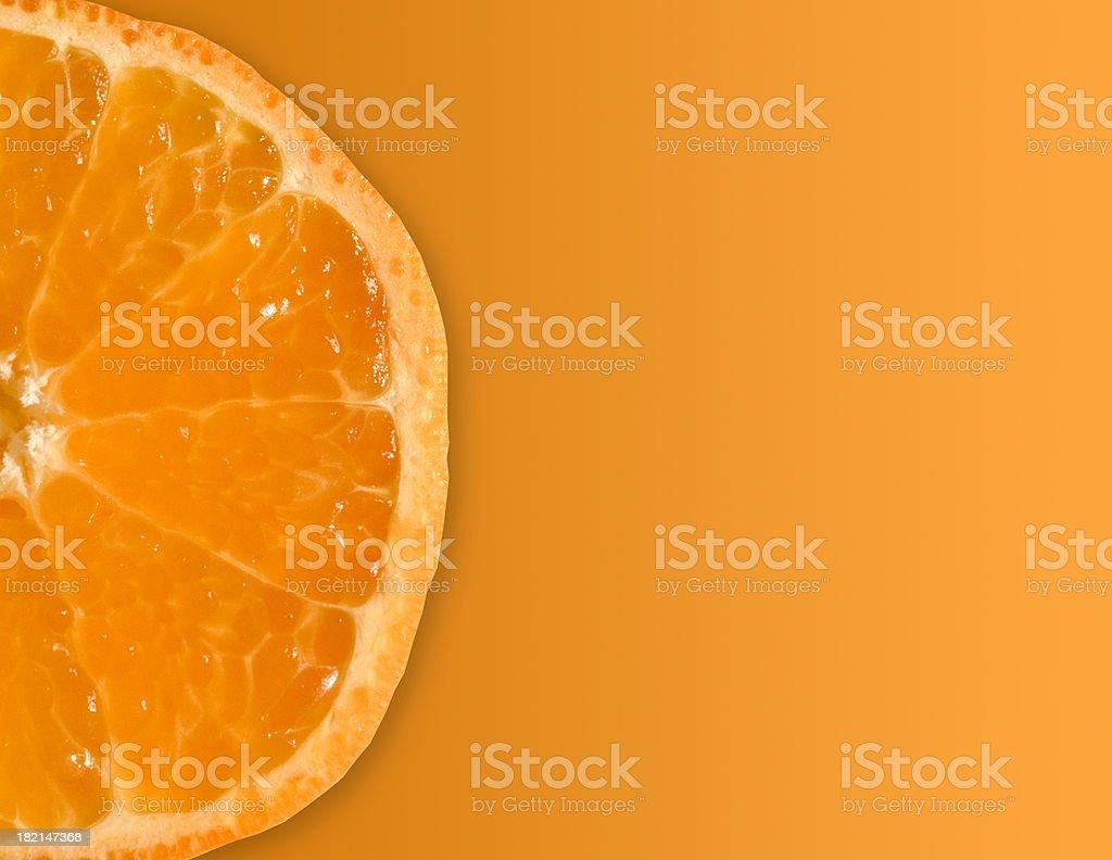 Color of Orange stock photo