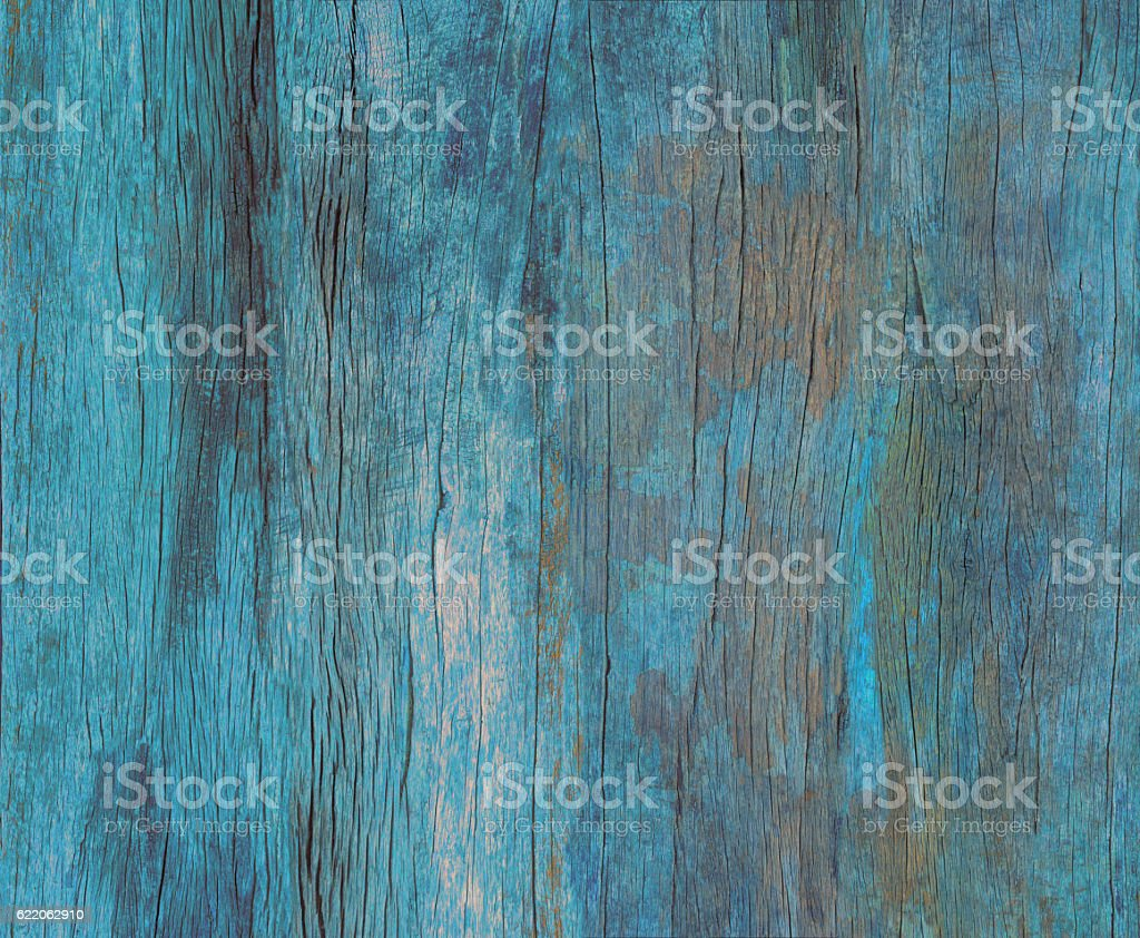 color painted old grunge wood wal, texture or vinrage wood. stock photo