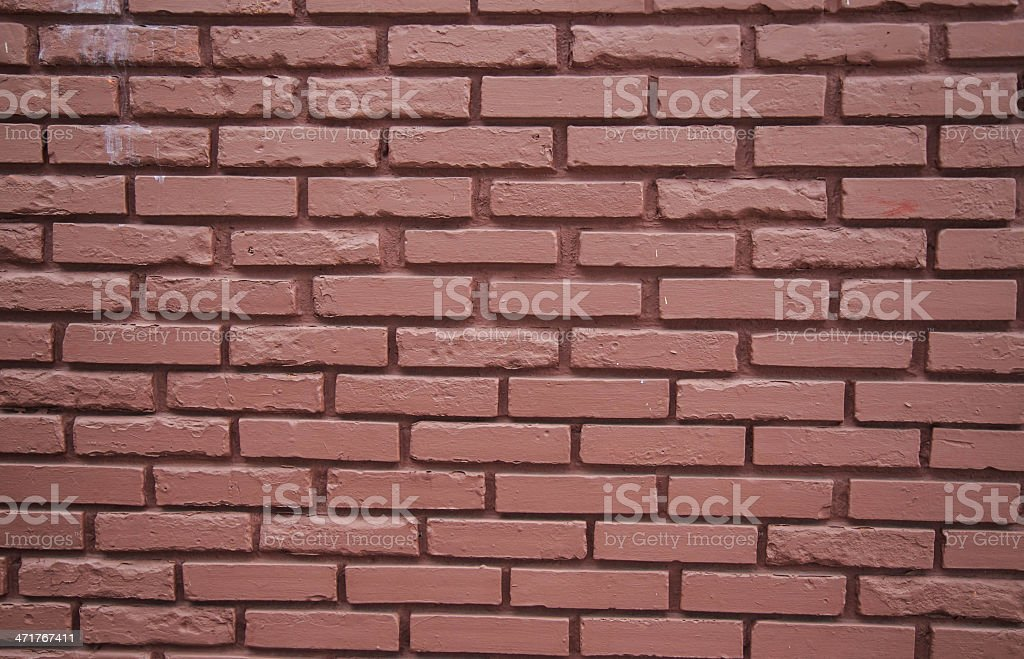 Color painted wall as background royalty-free stock photo