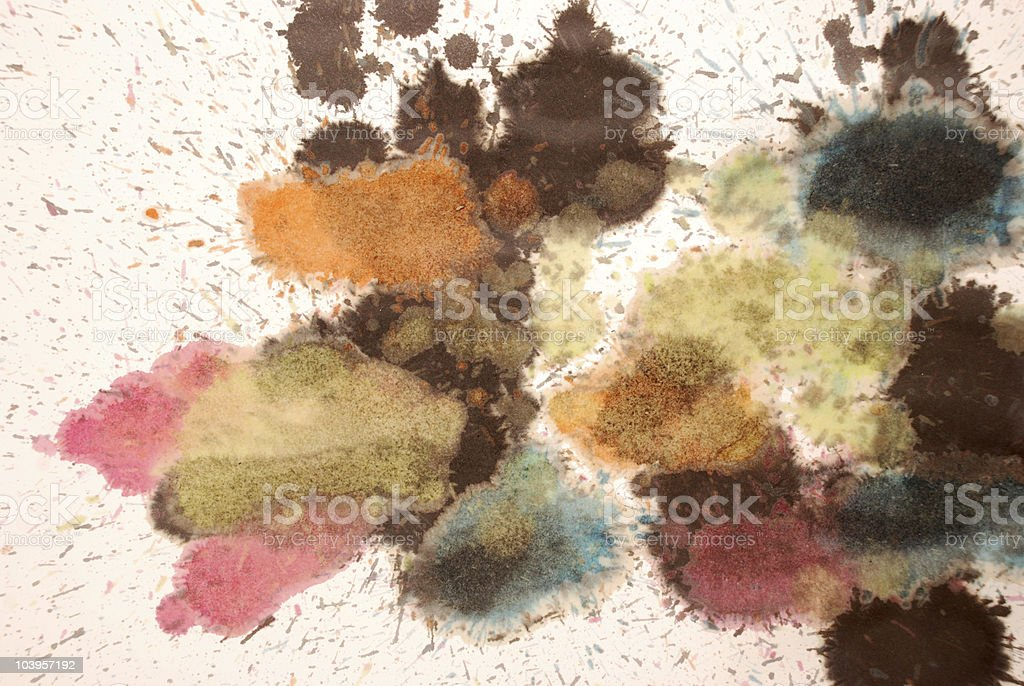color painting background stock photo