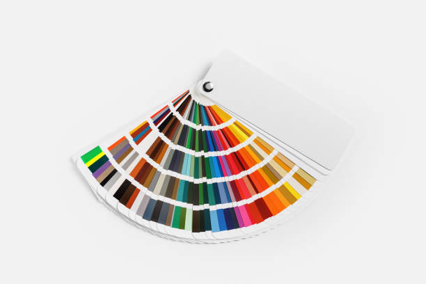Farbe palette Leitfaden – Foto