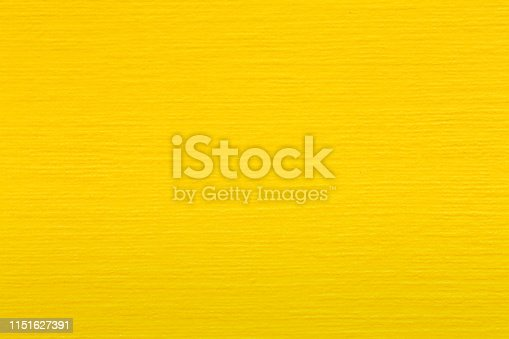 924754302istockphoto Color paper, yellow paper, yellow paper texture, yellow paper backgrounds. 1151627391