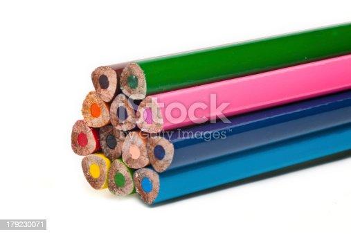 istock Color pencils 179230071