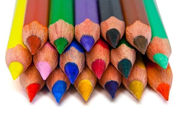 Farbe Stifte – Foto