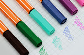 Color pens
