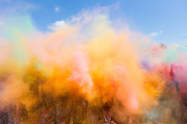 Poudre de couleur - Photo