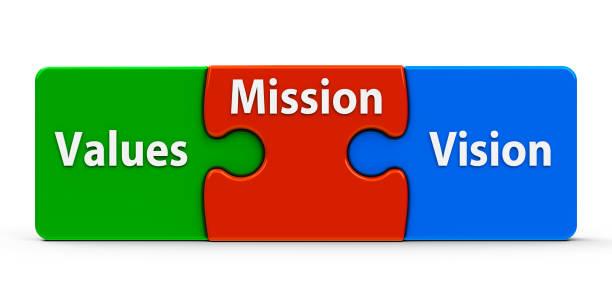 misión de puzzle de colores - misión fotografías e imágenes de stock