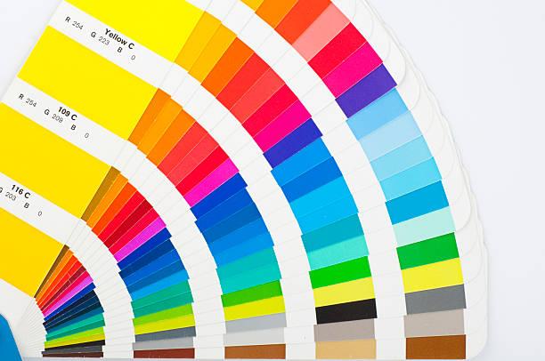Échelle de couleur - Photo