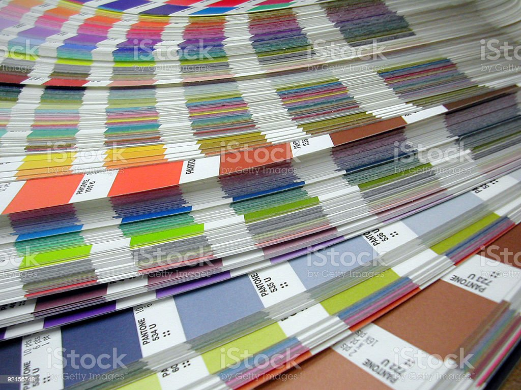 color set royalty-free stock photo
