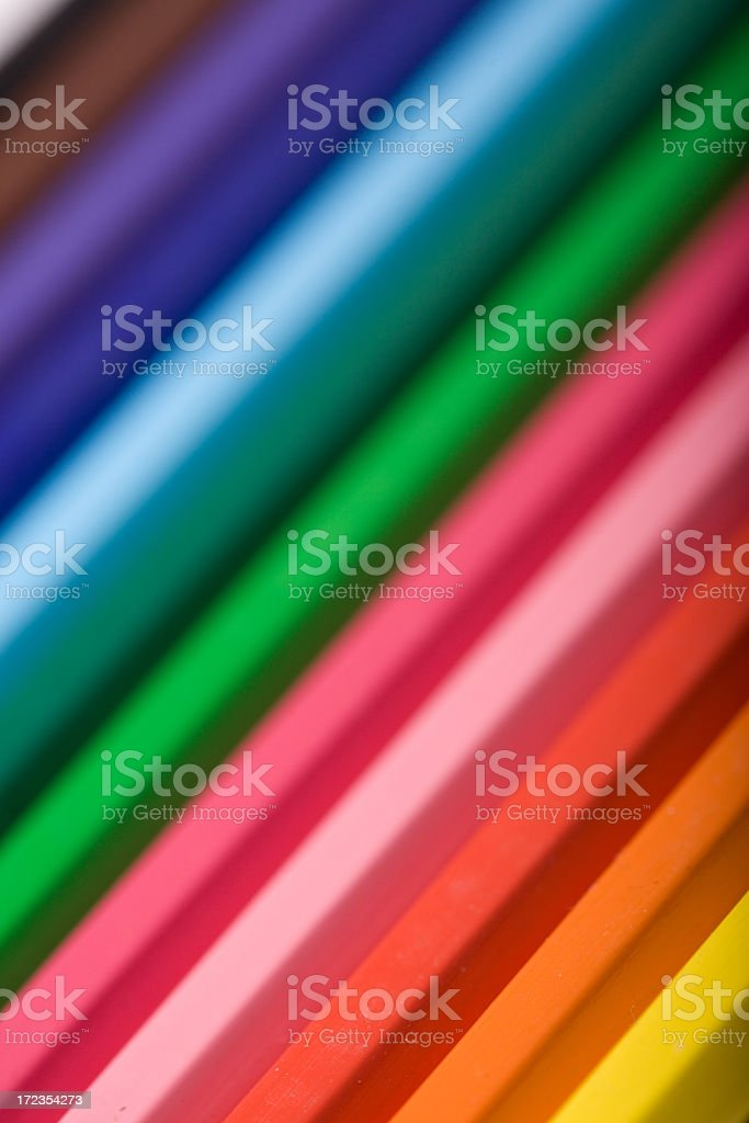 Color Spectar royalty-free stock photo
