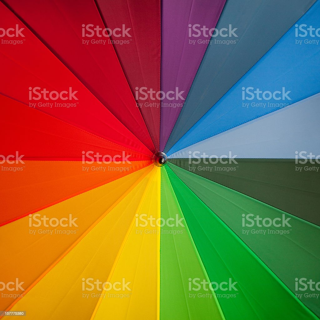 Color Spectrum royalty-free stock photo