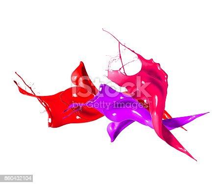 istock Color splash 860432104