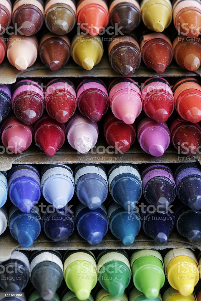 Color Stack stock photo