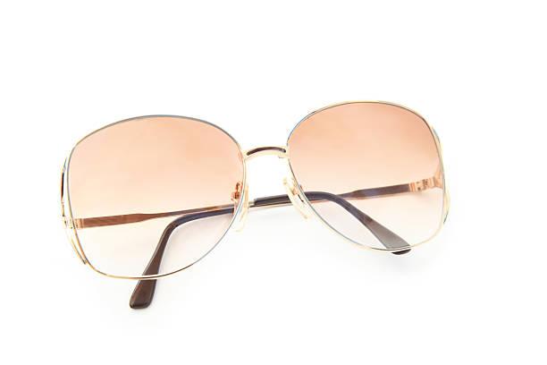 Farbe-Sonnenbrille – Foto
