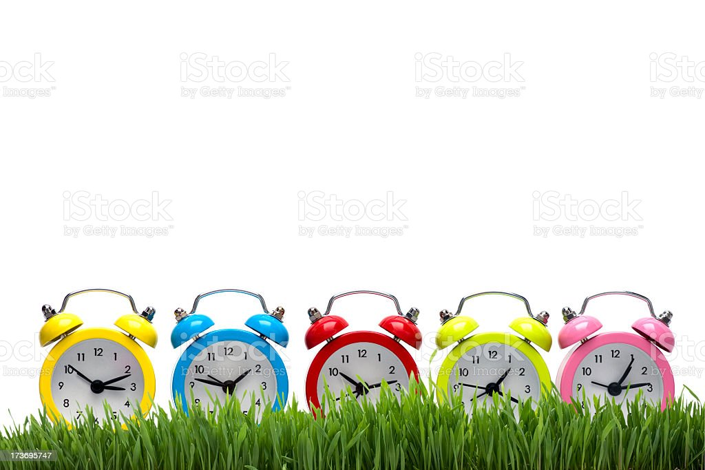 color time royalty-free stock photo