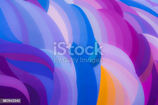 istock Color waves 2/3 982943340