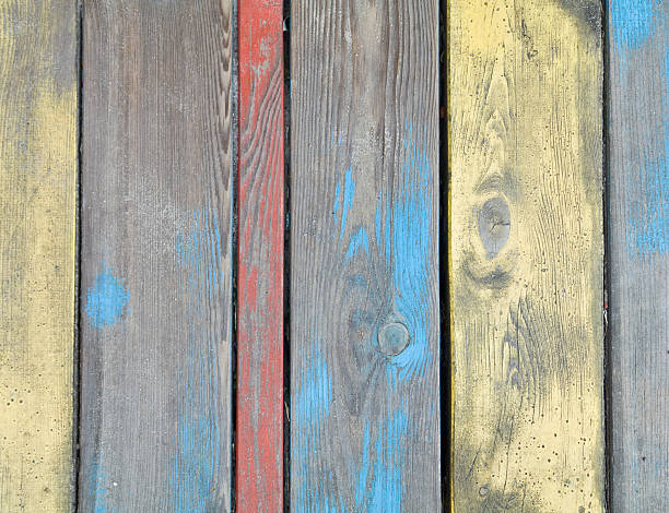 color wood - woodcut stock photos and pictures