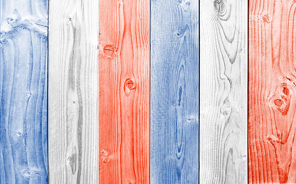 Color wood planks background stock photo