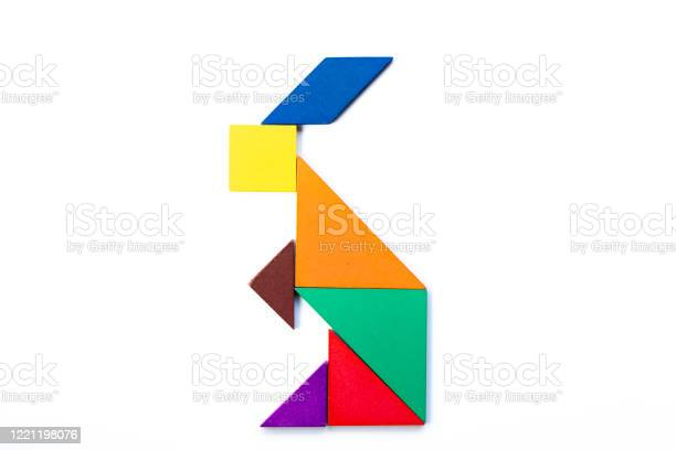 Color wood tangram puzzle in rabbit shape on white background picture id1221198076?b=1&k=6&m=1221198076&s=612x612&h=tn9 emwpxnxpz3hsx791dzoonkmbtuyfngsscfll eo=