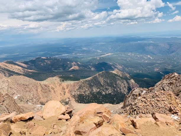 Colorado Exploration stock photo