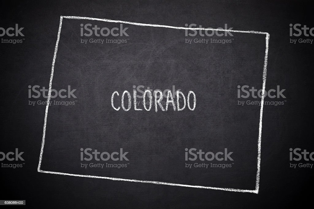 Colorado stock photo