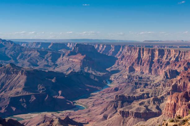 Colorado River im Grand Canyon Nationalpark, Arizona, Vereinigte Staaten – Foto