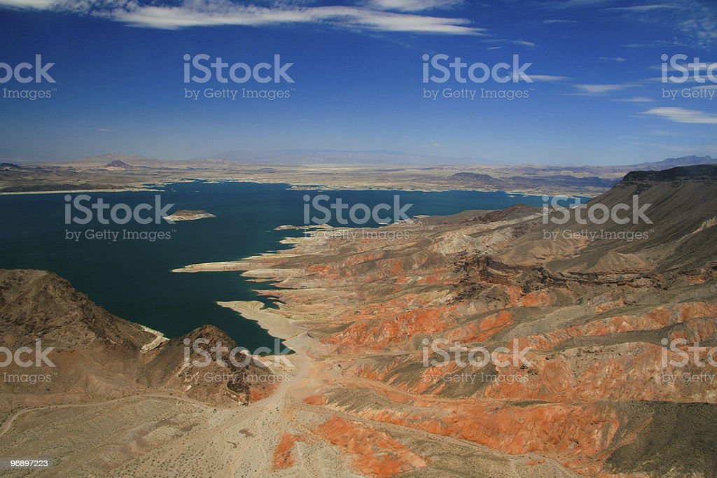 Colorado river royalty-free stock photo