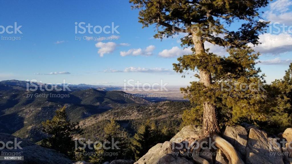 Colorado Rockies - Front Range stock photo