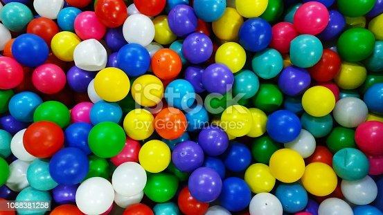 istock Colored balls 1088381258