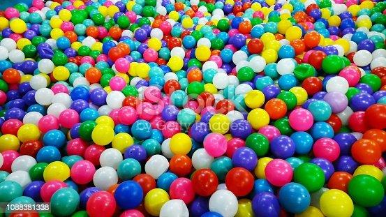 istock Colored balls 1088381338