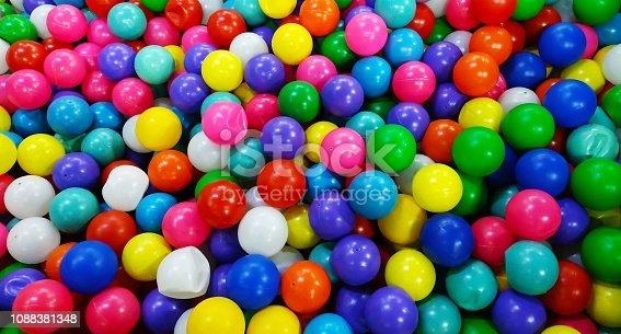 istock Colored balls 1088381348