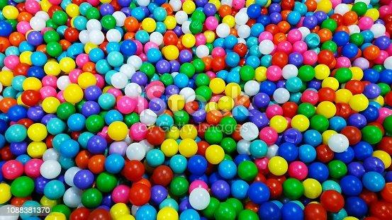 istock Colored balls 1088381370