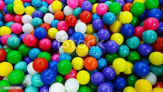 istock Colored balls 1088382960