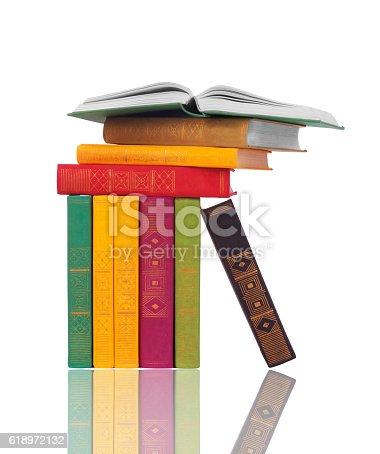 istock colored book 618972132