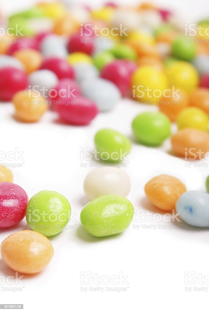 colored candy royalty-free stock photo
