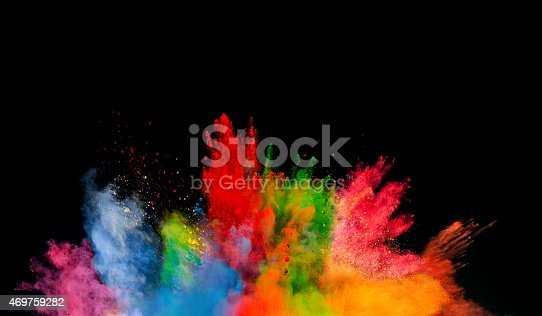 istock colored dust explosion on black background 469759282